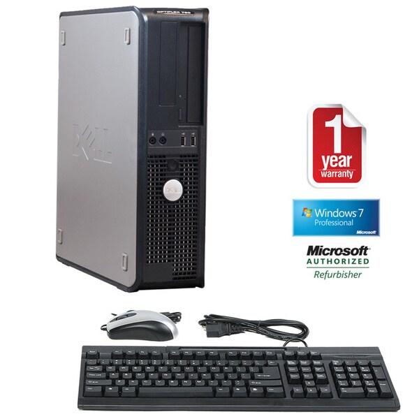 Dell OptiPlex 780 Core 2 Duo 3.0GHz 8GB 500GB Windows 7 Pro 64-bit Desktop PC (Refurbished)