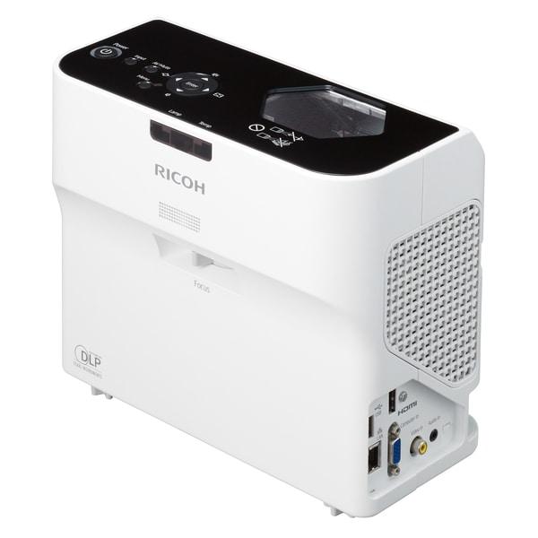 Ricoh PJ WX4130 2500 lm WXGA Ultra Short Throw DLP Projector