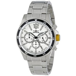 Invicta Men's 13975 Stainless Steel Flame Fusion Watch