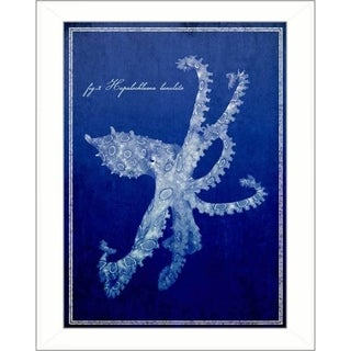 GI Artlab 'Marine Collection G' Framed Wall Art