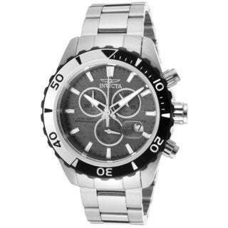 Invicta Men's 14341 Pro Diver Flame Fusion Stainless Steel Watch