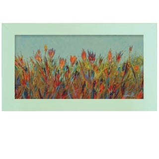 Gary Max Collins 'Summer Colors' Framed Wall Art