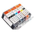 Sophia Global Compatible Ink Cartridge Replacement for Canon PGI-225 CLI-22 (Remanufactured) (6 Pack)