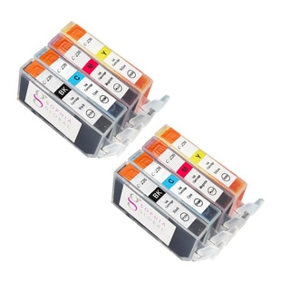 Sophia Global Compatible Ink Cartridge Replacement for Canon CLI-226 (Remanufactured) (Pack of 8)