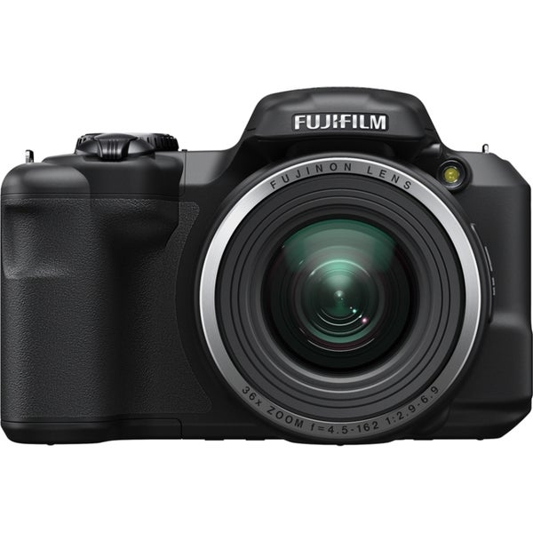 Fujifilm FinePix S8600 16 Megapixel Compact Camera - Black