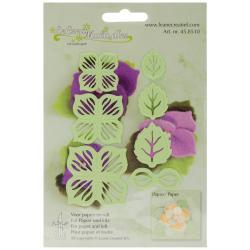 Lea'bilities Cut & Emboss Dies - Multi Flower 2
