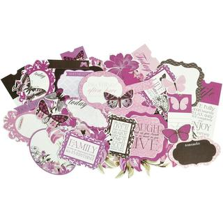 Violet Crush Collectables Cardstock Die-Cuts -