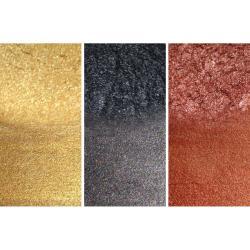 Primary Elements Artist Pigments 10ml 3/Pkg - Basics
