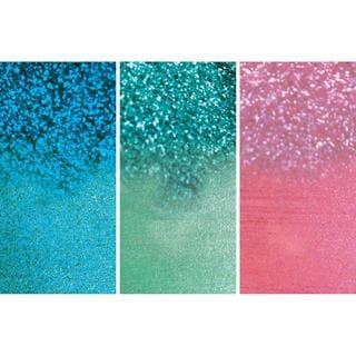 Primary Elements Artist Pigments 10ml 3/Pkg - Beach Glass