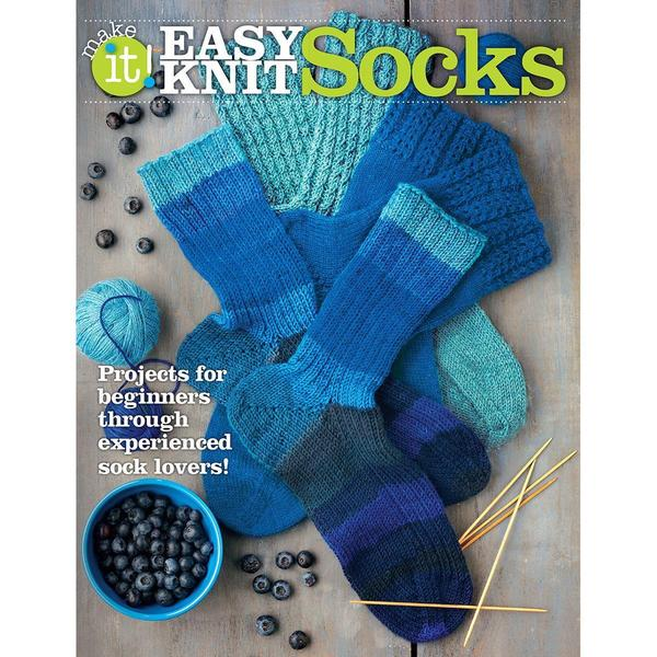 Soho Publishing - Easy Knit Socks