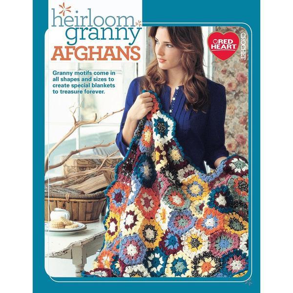 Soho Publishing - Heirloom Granny Afghans
