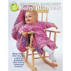 Soho Publishing - Beautiful Hand-Knit Baby Blankets