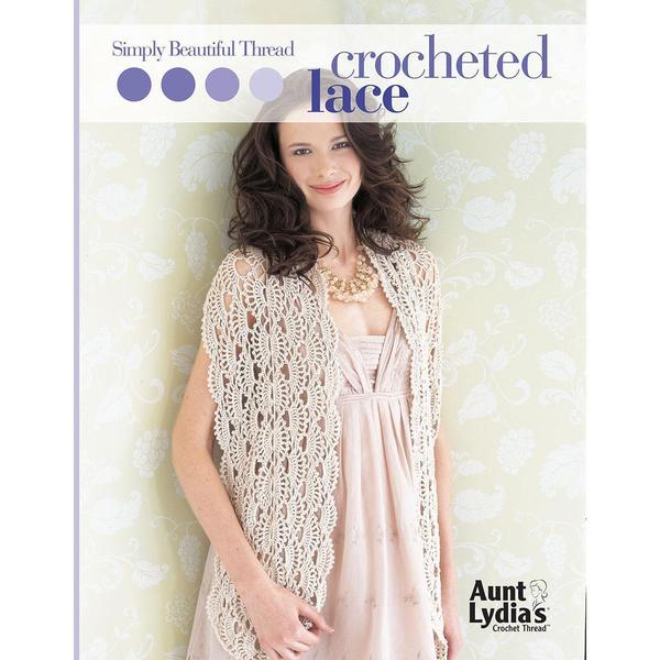 Soho Publishing - Crocheted Lace
