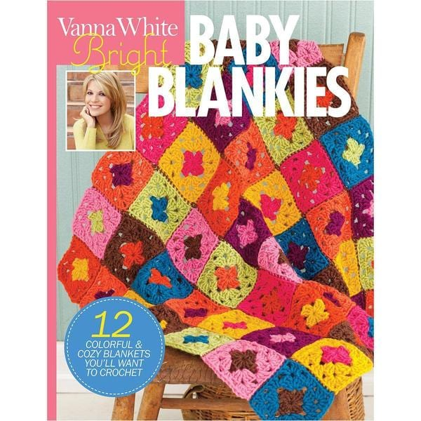 Soho Publishing - Vanna White-Bright Baby Blankies