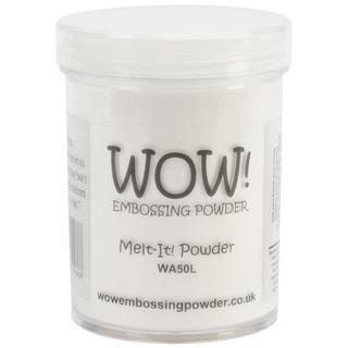 WOW! Embossing Powder Large Jar 160ml - Melt-It