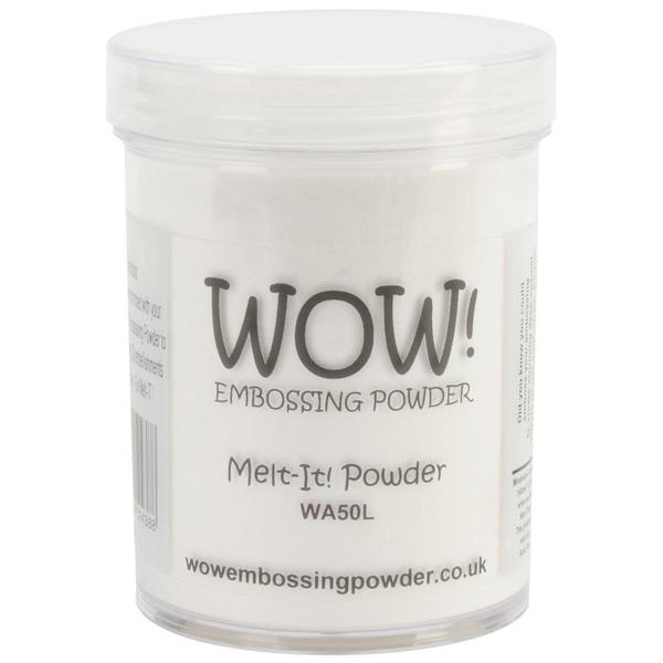 WOW! Embossing Powder Large Jar 160ml - Melt-It