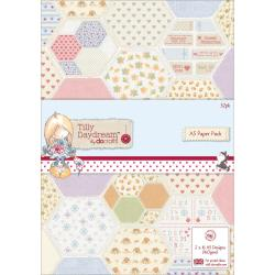 Tilly Daydream Paper Pack A5 32/Sheets - 16 Designs/2 Each, 160gsm