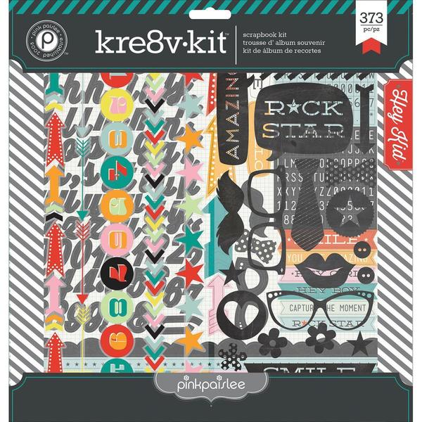 Hey Kid Kre8v-Kit Collection Pack -
