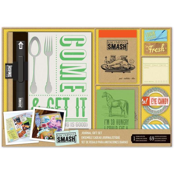 SMASH Folio Gift Set 69 Pieces - Tasty
