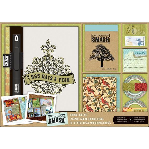 SMASH Folio Gift Set 69 Pieces - 365