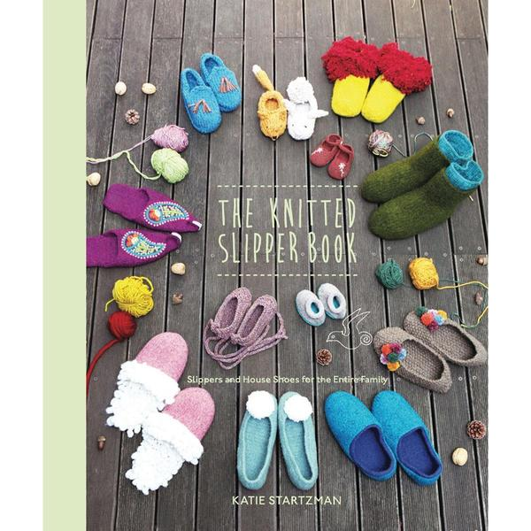 Stewart Tabori & Chang Books - The Knitted Slipper Book