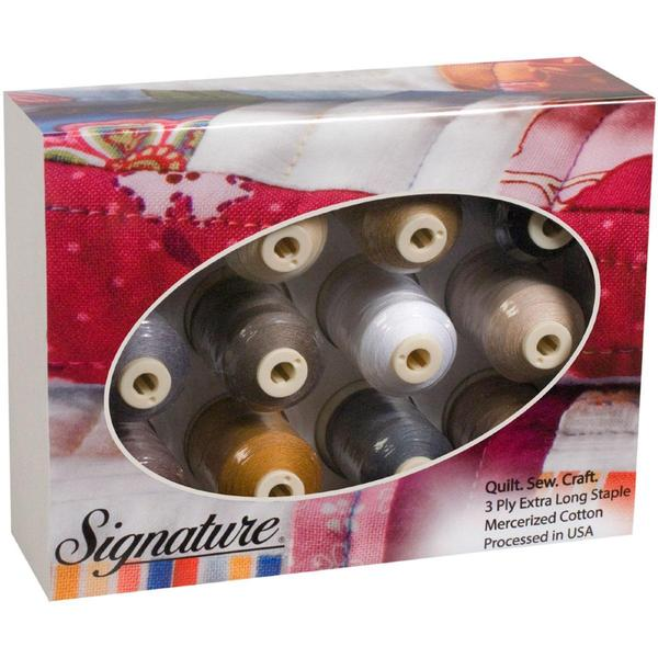 Signature 40 Cotton Gift Pack Collection - 12/Pkg