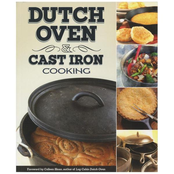Design Originals - Dutch Oven & Cast Iron Cooking