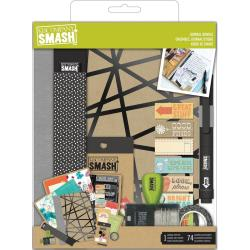 SMASH Folio Couture Bundle - 11-3/4 X8-1/2 X1-1/2