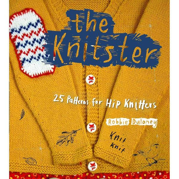 Hardie Grant Books - The Knitster