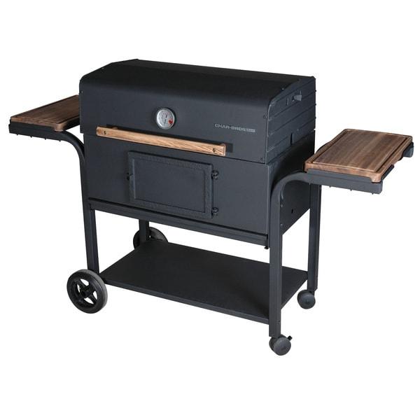 Char-Broil CB940X Black/ Wood Charcoal Grill
