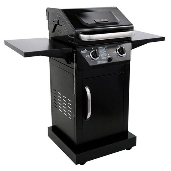Char-Broil 30000-BTU 2-burner Black Gas Grill
