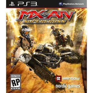 PS3 - Mx vs. ATV: Supercross