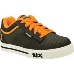 Boys' Skechers Vert 2 Charcoal/Orange