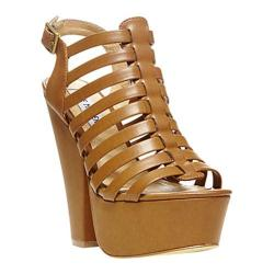 Women's Steve Madden Glendael Cognac Leather