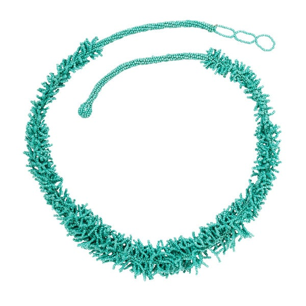 NEXTE Jewelry Turquoise Beaded Necklace