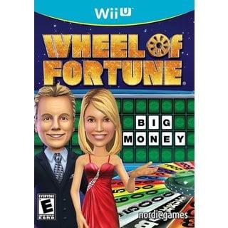 Nintendo Wii U - Wheel of Fortune