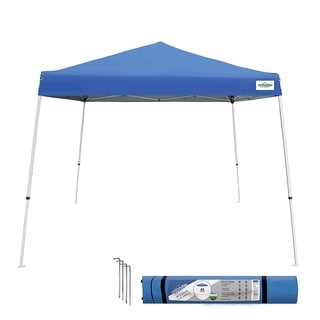 10x10 V-Series 2 Pro Kit Blue Canopy