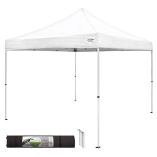 10x10 M-Series 2 Pro Kit White Canopy