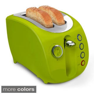 Stylish 2-slice Cool Touch Toaster