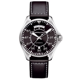 Hamilton Men's Khaki Aviation Day/ Date Automatic Watch