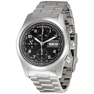 Hamilton Khaki Field H71516137 Automatic Chronograph Watch
