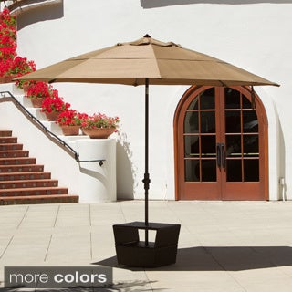 RST Brands Terrace Market 10.5-foot Diameter Umbrella