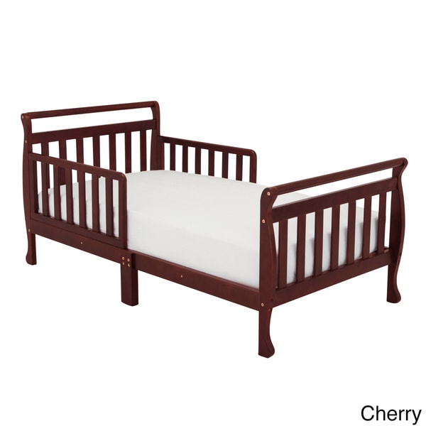 Mikaila 'Nerida' Wood Toddler Sleigh Bed - 16027429 ...