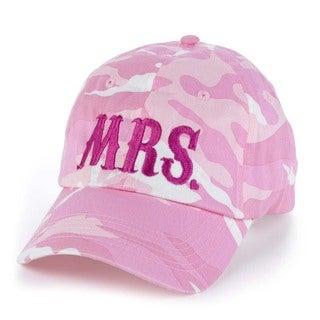 Hortense B. Hewitt Mrs. Pink Camoflage Hat