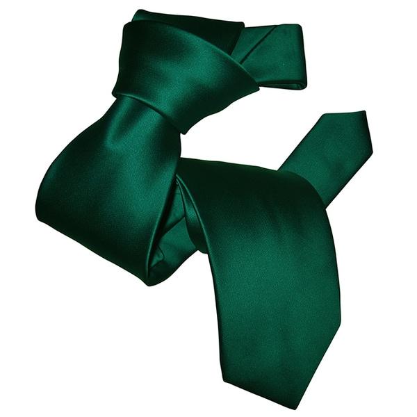 Dmitry Men's Teal Italian Silk Tie
