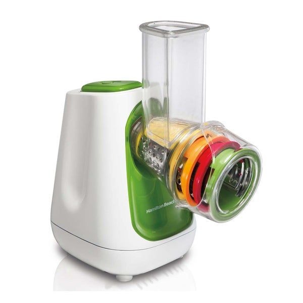 Hamilton Beach Salad Xpress Multicone Compact Food Processor