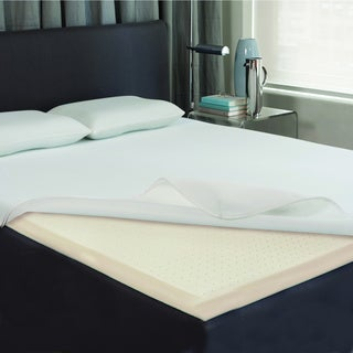 Dream Form Fresh Memory Foam 2.5-inch Mattress Topper with Coolest Comfort Cover