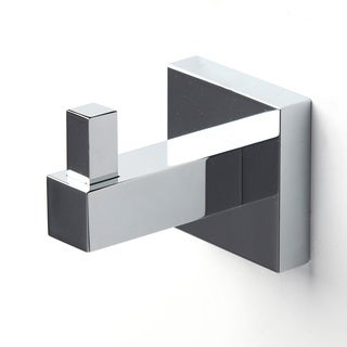 Italia Capri Series Single Chrome Robe Hook