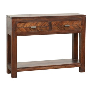 Zaire 2-drawer Console Table