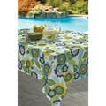 Zinnia Indoor/Outdoor Tablecloth (Multiple Sizes Available)